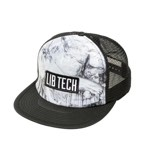 Lib Tech Zim Photo Trucker Snapback Hat