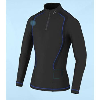 CW-X Insulator Web Top - Men's
