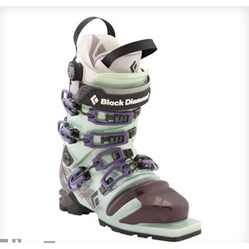 Black Diamond Stiletto Ski Boots - Women's