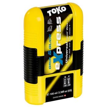Toko Grip & Glide Pocket Universal Liquid Wax (for No Wax Skis)