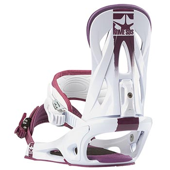 Rome Shift Snowboard Bindings - Women's