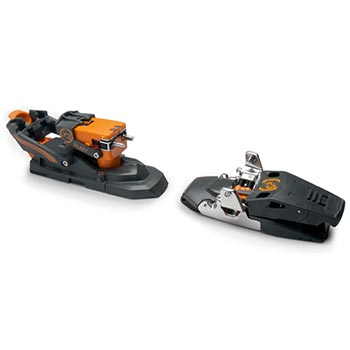 G3 Ruby Ski Bindings with Brakes - Women's