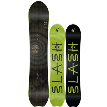 Slash Straight Snowboard - Men's