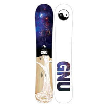 Gnu Mullair C3 Snowboard - Men's