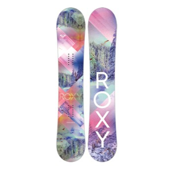 Roxy Sugar Snowboard - Women's