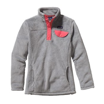 Patagonia Re-Tool Snap-T Pullover - Girl's