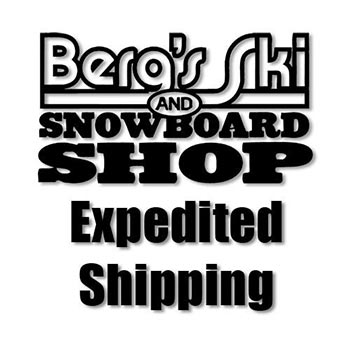 Berg's Ski & Snowboard Shop Domestic Shipping