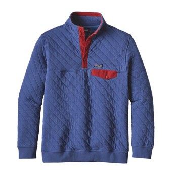 Patagonia Cotton Quilt Snap T Pullover Men S