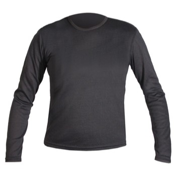 Hot Chillys Pepper Bi-Ply Crewneck Top - Youth