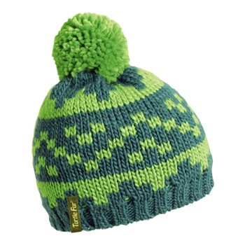 Turtle Fur Side Step Beanie - Youth