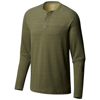 Mountain Hardwear Cragger Henley Top - Men's