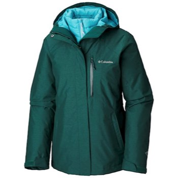 Columbia Whirlibird III Interchange Jacket - Women's