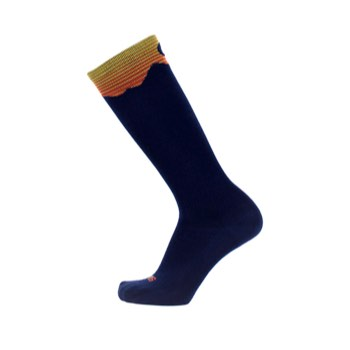 Point6 Ski Mountain Magic Ultra Light Over-the-Calf Socks - Unisex