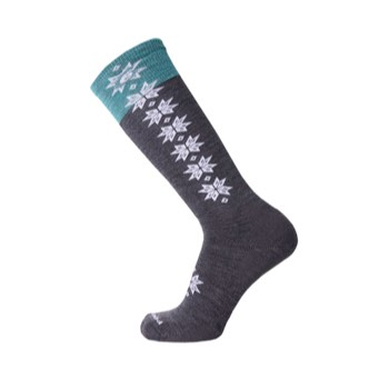 Point6 Ski Christie II Light Over-the-Calf Socks - Unisex