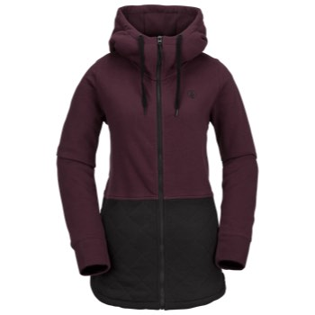 Volcom Winrose Fleece Jacket - Women's