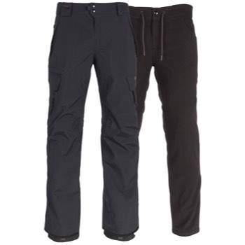 686 Authentic Smarty 3-IN-1 Cargo Pant - Men's
