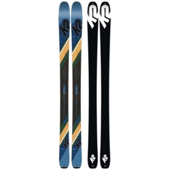 K2 Wayback 84 Skis - Men's
