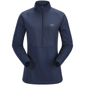 Arc'teryx Taema Zip Neck LS Top - Women's