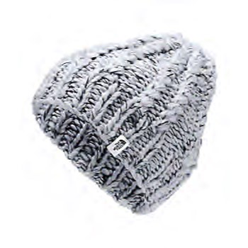 North Face Chunky Knit Beanie - Women's