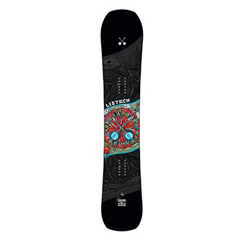 Lib Tech EJack Knife Snowboard - Men's