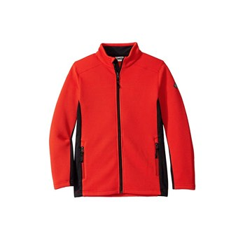 Spyder Encore Full Zip Fleece Jacket - Boy's