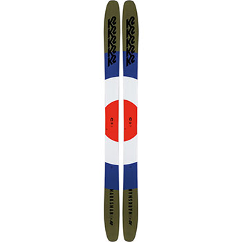 K2 Marksman Skis - Men's