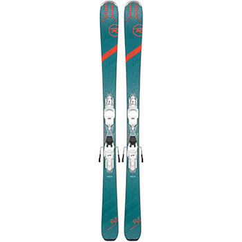 Rossignol Experience 84 Ai W Skis with Xpress 11 W GW Bindings - Women's