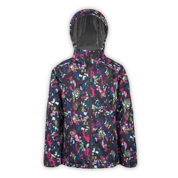 Boulder Gear Illusion Jacket - Youth Girl's